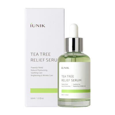 iunik tea tree serum
