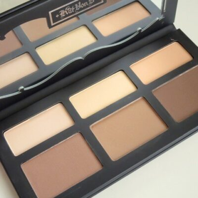 Kat Von D Shade & Light Contour Palette