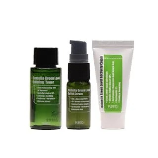 Purito Centella Green Level Trial Kit