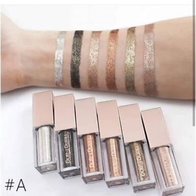 Heng Feng Glitter shadow set A