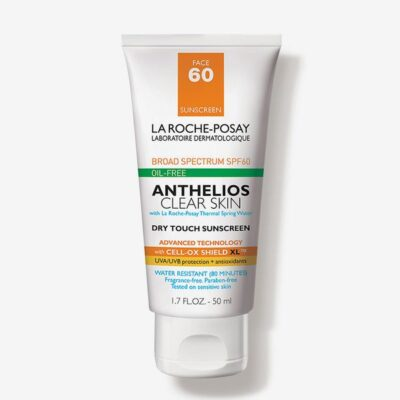 La Roche-Posay Anthelios Clear Skin Sunscreen for Face Oil-Free SPF